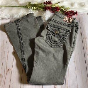 True Religion jeans size 28 EUC